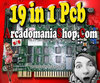 19 in 1 Multi JAMMA Pcb
