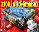 2100 in 1 XS  Edition  MultiGameBox