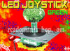 LED JOYSTICK 40mm ★ GRÜN