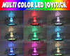 MULTI COLOR LED JOYSTICK 40mm