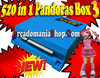 520 in 1 Pandoras Box 3 Jamma Platine