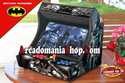 Starcade 2100 IN 1 XS 22 inch Batman Edition