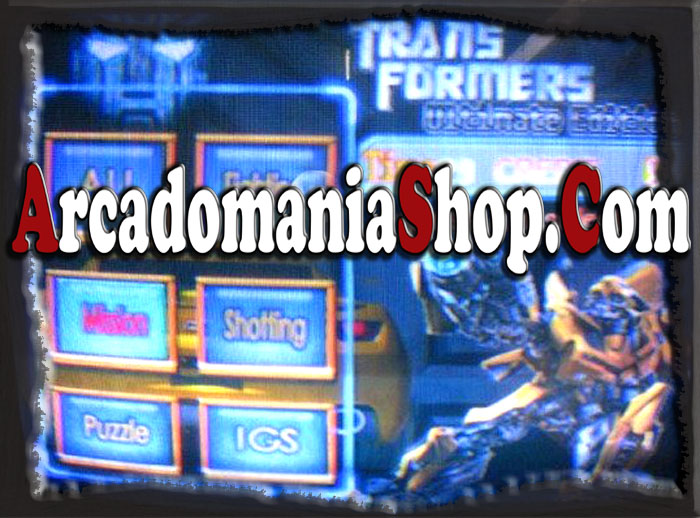 300 in1 transformers pcb arcadomania shop. Black Bedroom Furniture Sets. Home Design Ideas