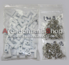 Pcb Mounting Feet 50 Pack