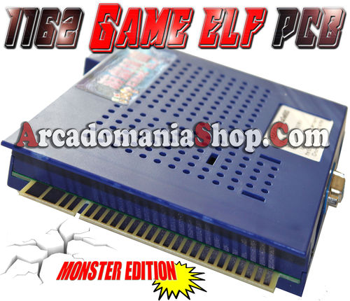 1162 in 1 Game Elf JAMMA Pcb