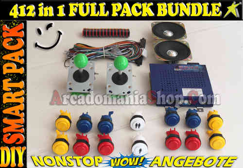 412 IN 1 FULL PACK BAUSATZ