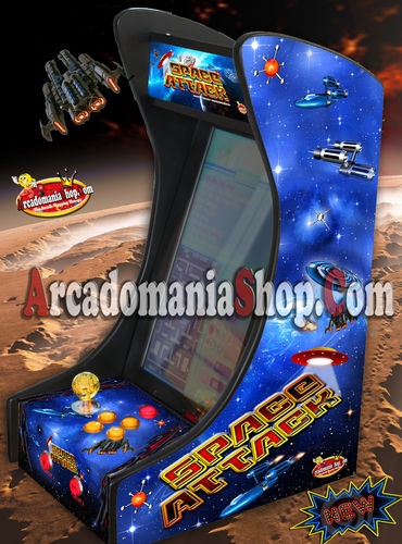 Starcade Classic Space Edition