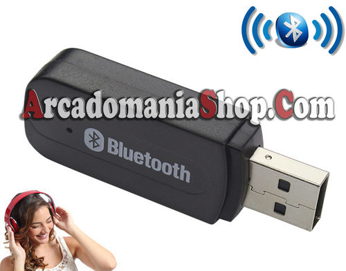 Wireless USB Audio Receiver