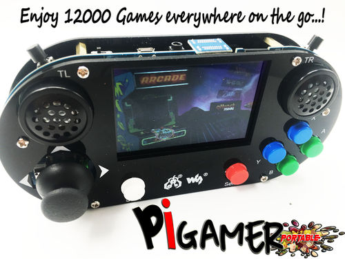 PiGamer Portable