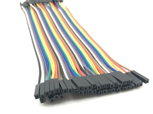 Dupont 40 Pin Jumper Cables