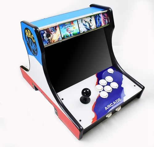 "14"" Dual Screen Arcade  Bartop"